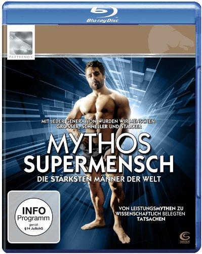 Mythos Supermensch - Die stärksten Männer der Welt (Parthenon / SKY VISION) [Blu-ray]