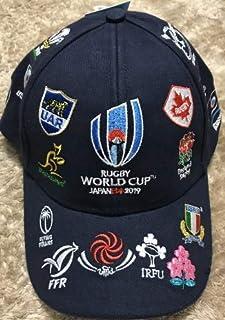 ラグビーワールドカップ2019 20nations キャップ 帽子 ネイビー