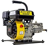 WASPPER ✦ Hidrolimpiadora de Motor de Gasolina 3000 PSI ✦ 196cc con Potencia de Alta presión Jet Hidrolimpiadora Profesional W3000HG portátil Limpiadora para Autos y Patios