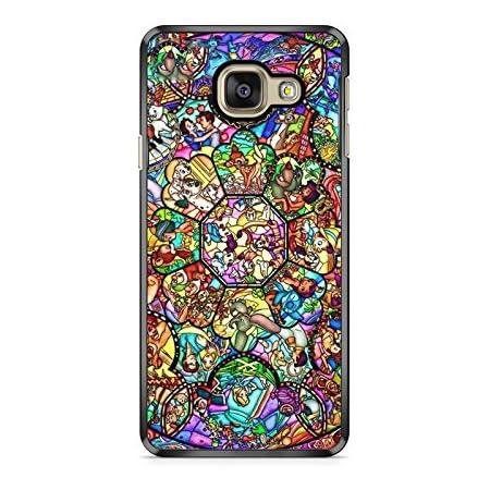 Coque Samsung Galaxy J3 2016 Disney Mosaique Swag Princesse Case ...