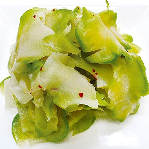 緑色搾菜 浅漬風味 500g (固形量420g) 21643