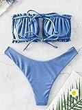 Zoom IMG-2 zaful bikini da donna senza