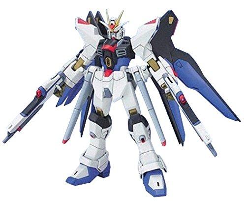 ZGMF-X20A Gundam Freedom Striker GUNPLA HG High Grade Gundam Seed 1/144