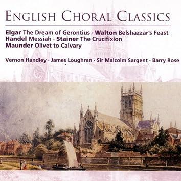 English Choral Classics
