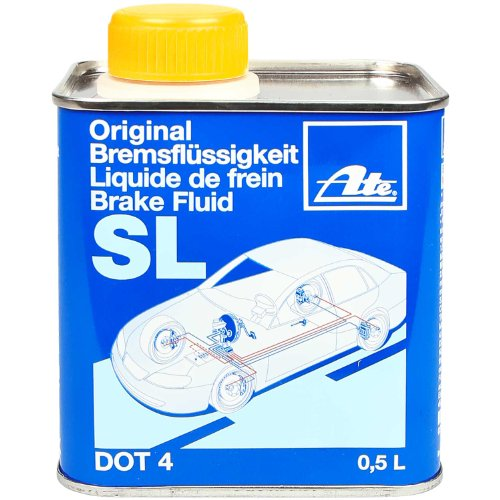 ATE Liquido Freni SL DOT4, 500 ml