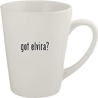 got elvira? - Ceramic 12oz Latte Coffee Mug
