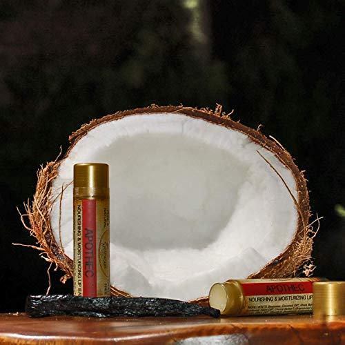 All Natural Apothec Lip Balm - 2 lip balms