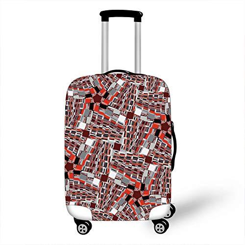 Beschermhoes voor kofferbak voor bagage, duurzaam, grijs