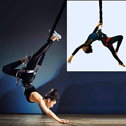 DASKING Bungee Cord Training Widerstand Bands Home Gym Yoga  Abbildung 2