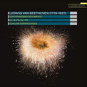 Beethoven: Con intimissimo sentimento