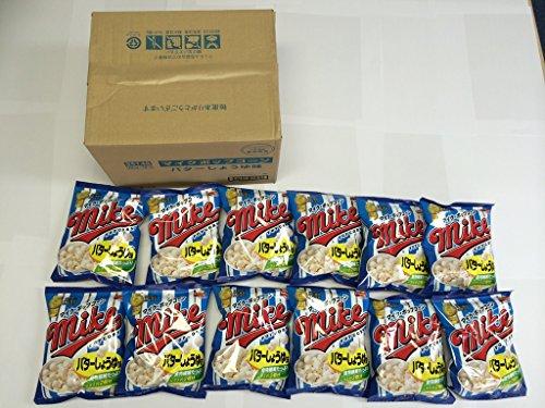 ジャパンフリトレーマイクポップコーン『バターしょうゆ味50g×12袋』