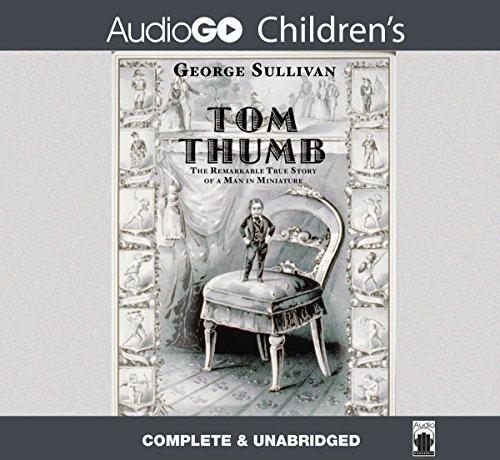 Tom Thumb audiobook cover art