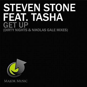 Get Up (feat. Tasha) [Dirty Nights & Nikolas Gale Mixes]