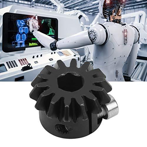 SALALIS Engranaje de piñón de 8 mm Duradero para transmitir par para Induatrial