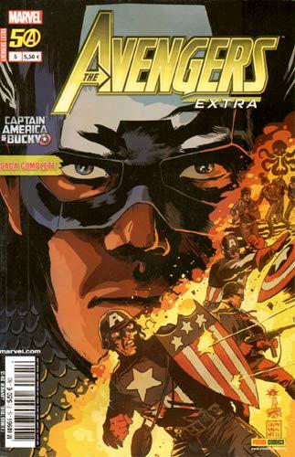 Avengers Extra, N° 5 :
