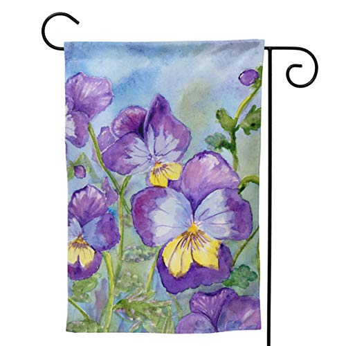Violas Flag Garden Flag Double Sided Burlap Decorative Yard Banner Garden Flag Holiday Flag for Party Home Outdoor Decoration White 12.5""\"" X18500|500|?|e5ec1de05ca0b7b18f26e70b3d472a96|False|UNLIKELY|0.33614057302474976