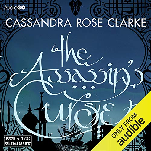 The Assassin's Curse copertina