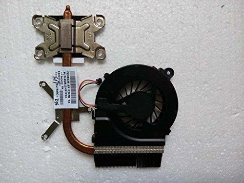 HK-part Ventilador de repuesto para HP Pavilion G4 G6 G4-1000 G6-1000 G7-1000 Series CPU disipador térmico con ventilador 643257-001