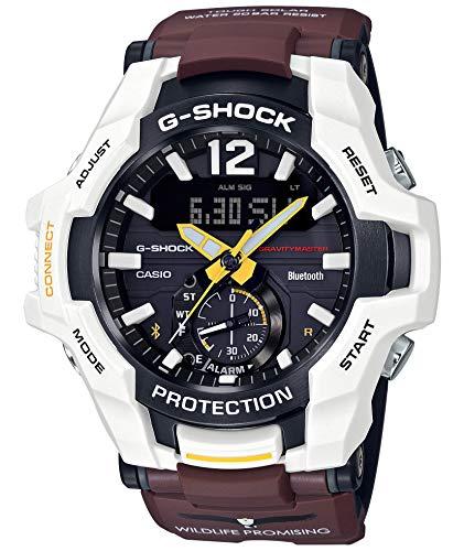 [カシオ] 腕時計 ジーショック WILDLIFE PROMISINGコラボレーションモデル GR-B100WLP-7AJR メンズ ブラウン