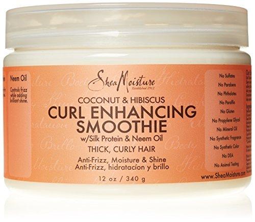 Shea Moisture Curl Enhancing Smoothie Coconut & Hibiscus by Shea Moisture