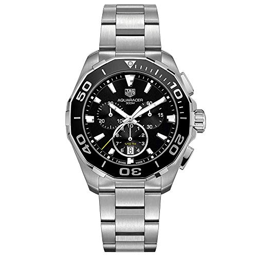 TAG Heuer Aquaracer Herren-Armbanduhr 43mm Batterie CAY111A.BA0927