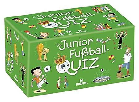 moses - Junior Fußball Quiz