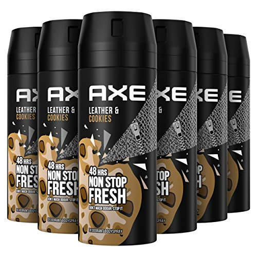 Axe Collison Rock Desodorante - 150 ml - Pack de 6
