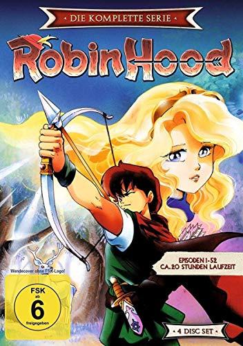 Robin Hood - Die komplette Serie [4 DVDs]