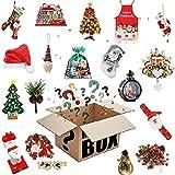 Sorpresa Caja de la Suerte Regalo Misterioso Acción de Gracias al Azar Halloween Navidad Caja súper Sorpresa Caja de la Suerte Caja misteriosa Caja aleatoria Sorpresa Super Costo