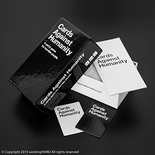 Cards Against Humanity 550 Card Base Set Party Game Full Pack