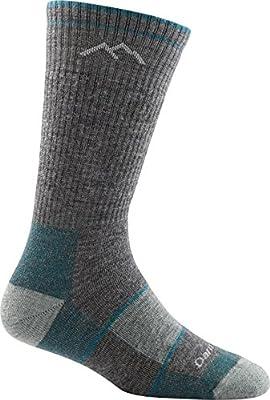 Darn Tough Hike/Trek Full Cushion Boot Sock - Women's Slate Medium