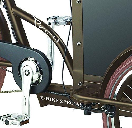 Lastenfahrrad E-Bike Voozer Lastenrad Transportrad Bild 3*