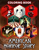 American Horror Story Coloring Book: Extraordinary Coloring Book - Great Solution for Keeping Away Screen And Fire Up Your Creativity