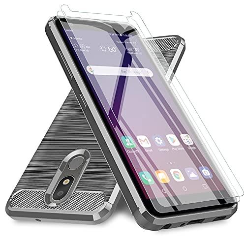 LG Journey LTE Glitter Wallet Case by Casekey