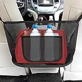 AOMIAO Car Seat Storage Bag,Borsa in Rete per Auto Grande capacità Borsa...