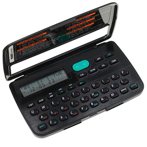 Agenda Electronica Telefonica Data Bank Db-130Q 2KB Memory