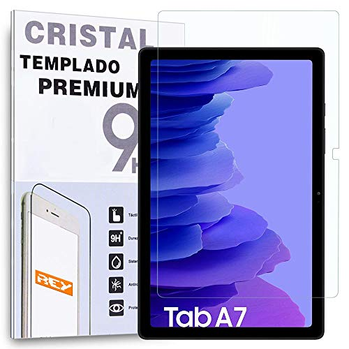 REY Protector de Pantalla para Tablet Samsung Galaxy Tab A7 2020 WIFI-4G 10.4