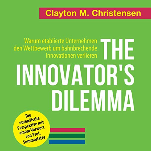 The Innovator's Dilemma (German Edition) cover art