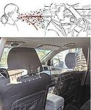 Dura Adjustable Vehicle Sneeze Guard...