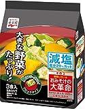 おみそ汁の大革命 野菜いきいきその2 3食 ×5個