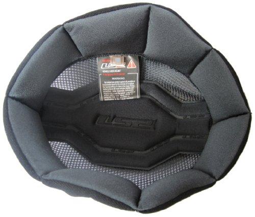 LS2 Helmets Liner for OF568 Helmets (Black, Medium)
