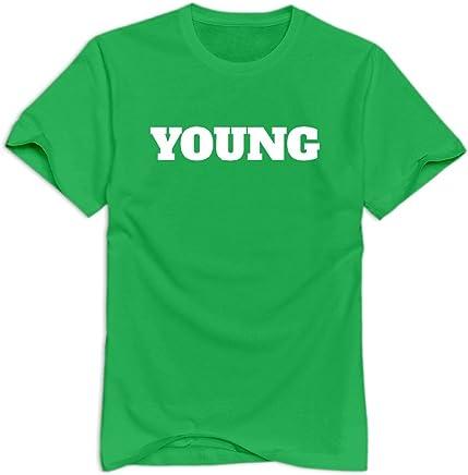 VAVD Masculine Donald Young Short Sleeve T-shirt