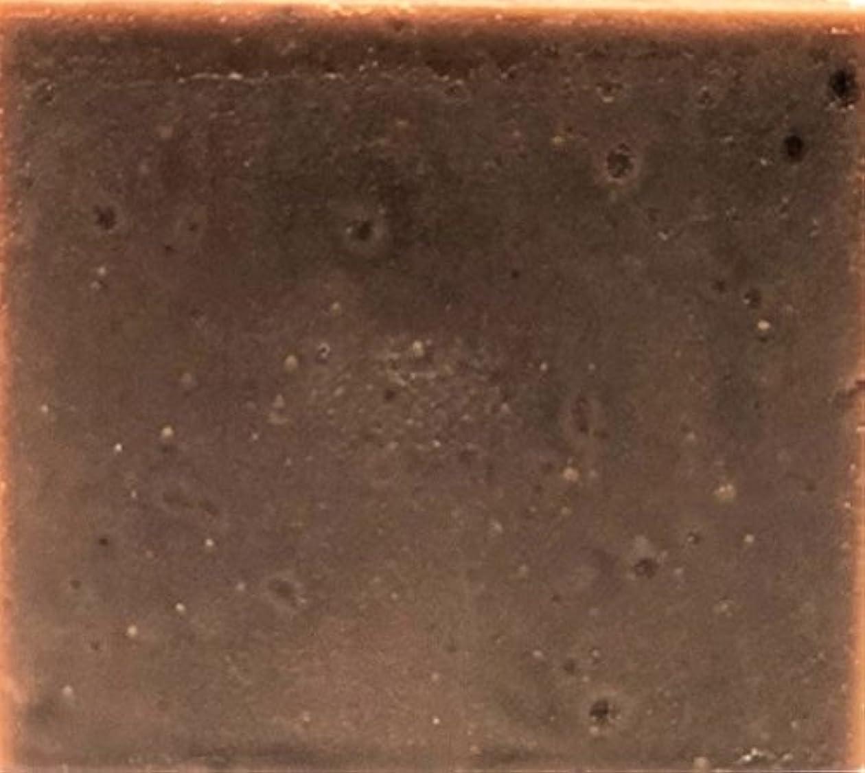 レクリエーション光の二十篠山石鹸 ラベンダー 90g 自家製ハーブを使い、コールドプロセス製法で作った手作り石けん