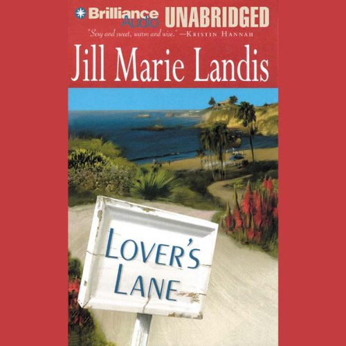 Lover's Lane audiobook cover art
