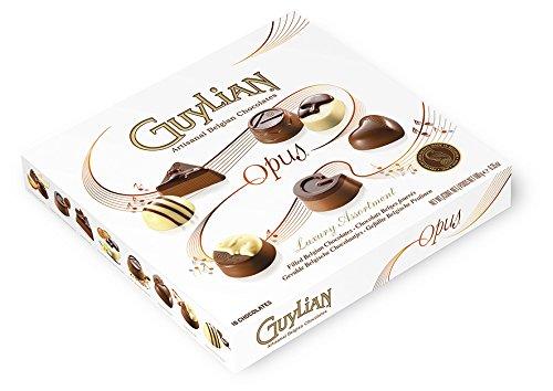Guylian Opus Pralinenmischung, 3er Pack (3 x 180 g)