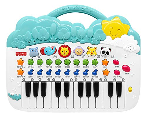 Fisher-Price 22278 Animal Piano, Multi