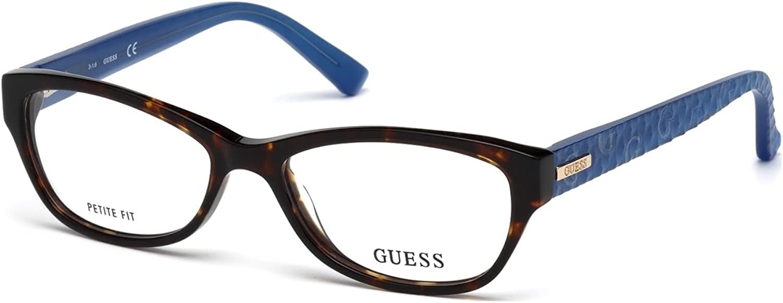Eyeglasses Guess GU2376 056 Brown bluer Size 53 16 135