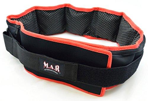 M.A.R. International Gewichtgürtel, 3,2kg