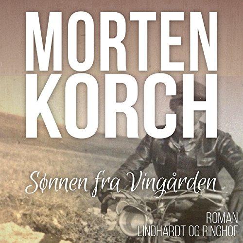 Sønnen fra Vingården audiobook cover art