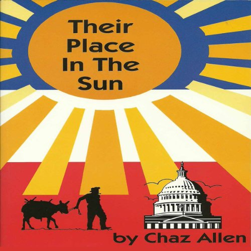 Their Place in the Sun audiobook cover art
